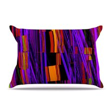 Threads Fleece Pillow Case