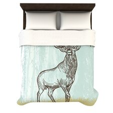 Elk Scene Duvet Cover Collection