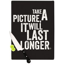 Take a Picture Cutting Board