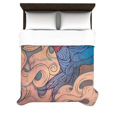Aerialism Duvet Cover Collection