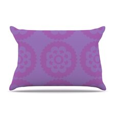 Moroccan Fleece Pillow Case