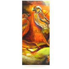 Reflecting Light by Kristin Humphrey Painting Print Plaque