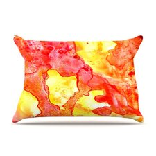Hot Hot Hot Fleece Pillow Case