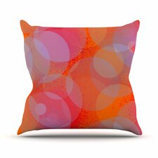Six by Marianna Tankelevich Throw Pillow