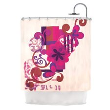 <strong>KESS InHouse</strong> Polyester Shower Curtain