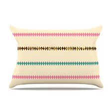 Diamonds Fleece Pillow Case