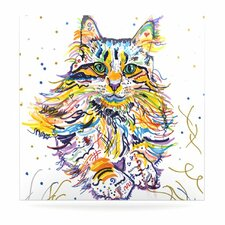 Leo by Rebecca Fischer Painting Print Plaque