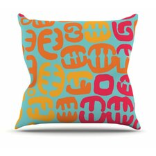 <strong>KESS InHouse</strong> Oliver Throw Pillow