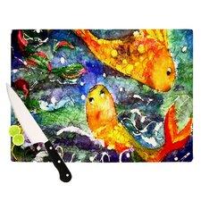 Fantasy Fish Cutting Board