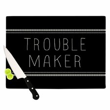 Trouble Maker Cutting Board