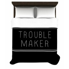Trouble Maker Duvet Cover Collection