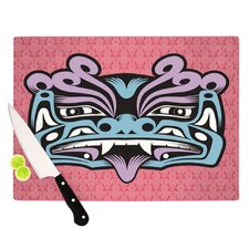 Fu Dog Cutting Board