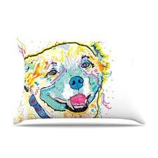 Milo Fleece Pillow Case
