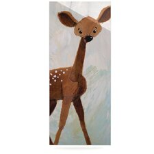 <strong>KESS InHouse</strong> Oh Deer Floating Art Panel