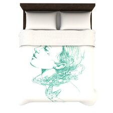 Queen of The Sea Duvet Cover Collection