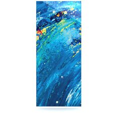 Big Wave by Theresa Giolzetti Graphic Art Plaque