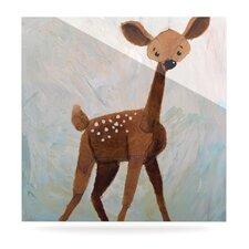 Oh Deer by Rachel Kokko Painting Print Plaque