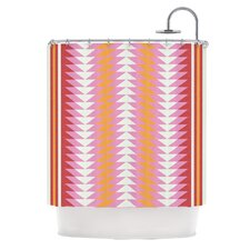 Bomb Pop Polyester Shower Curtain