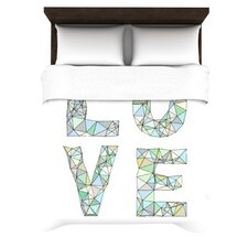 Four Letter Word Duvet Cover Collection