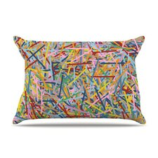 <strong>KESS InHouse</strong> More Sprinkles Fleece Pillow Case