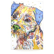 Rory by Rebecca Fischer Graphic Art Plaque