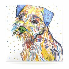 Rory by Rebecca Fischer Painting Print Plaque