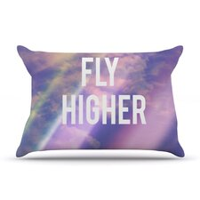 Fly Higher Fleece Pillow Case