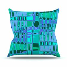 <strong>KESS InHouse</strong> Changing Gears Throw Pillow