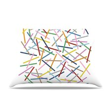 <strong>KESS InHouse</strong> Sprinkles Fleece Pillow Case