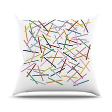 <strong>KESS InHouse</strong> Sprinkles Throw Pillow