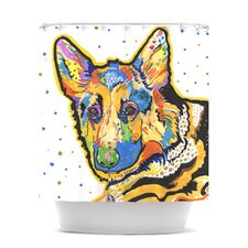 Floyd Polyester Shower Curtain