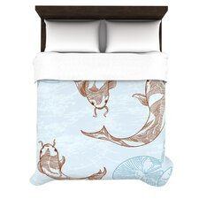 <strong>KESS InHouse</strong> Koi Duvet Cover Collection
