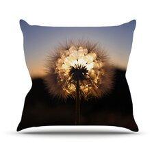 Glow by Skye Zambrana Throw Pillow