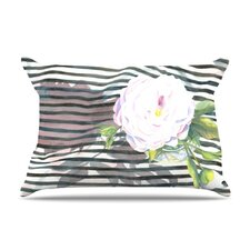 <strong>KESS InHouse</strong> Peony N Fleece Pillow Case