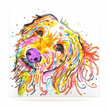 Koda by Rebecca Fischer Painting Print Plaque