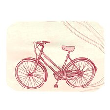 <strong>KESS InHouse</strong> Bicycle Polyester Placemat