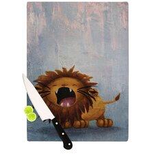Dandy Lion Cutting Board