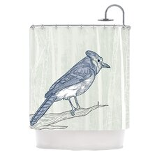 Jay Polyester Shower Curtain