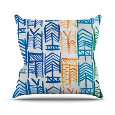 Quiver II Throw Pillow