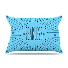 Fearless Fleece Pillow Case