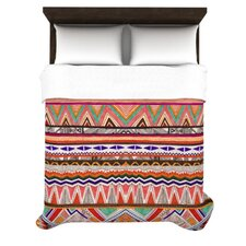 Native Tessellation Duvet Cover Collection