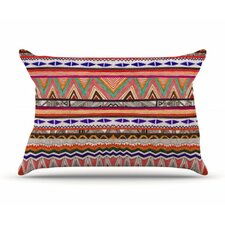 Native Tessellation Fleece Pillow Case