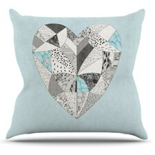 Comheartment Throw Pillow