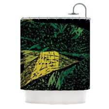 Family 1 Polyester Shower Curtain