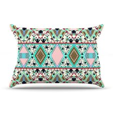 Deco Hippie Fleece Pillow Case