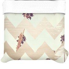 """""""Oasis"""" Woven Comforter Duvet Cover"""
