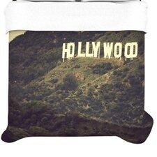 """Hollywood"" Woven Comforter Duvet Cover"