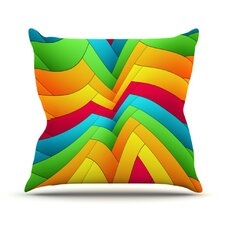 <strong>KESS InHouse</strong> Olympia Throw Pillow
