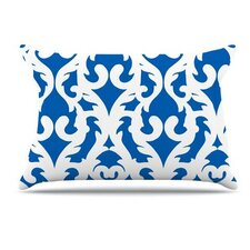 Modern Baroque Microfiber Fleece Pillow Case