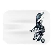 Swan Horns Placemat